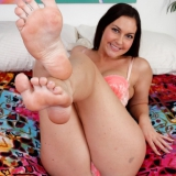 Brittany Shae Pretty Feet From Our Atk Galleria Galleries  E2 86 B5